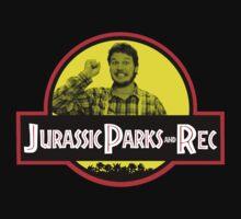 Jurassic Parks & Rec T-Shirt