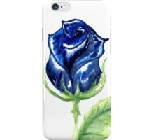 Colorful Painted Rose iPhone Case/Skin