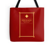 Depeche Mode : Everything Counts And Live Tracks Tote Bag