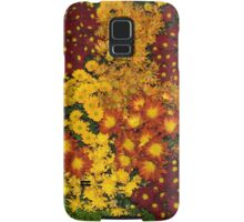 Bunches of Yellow, Copper, Orange, Red, Maroon - Fabulous Autumn Abundance Samsung Galaxy Case/Skin