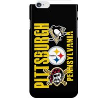 Pittsburgh Sports iPhone Case/Mug iPhone Case/Skin