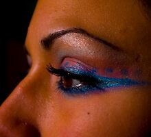 Eyes of color by Kaitlyn  Squires