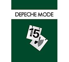 Depeche Mode : Little 15 - 2 Photographic Print