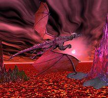 Dragon Land by Walter Colvin