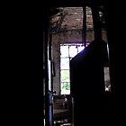 Swinging Door by Paul Lubaczewski