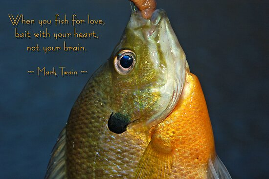 Fishing for Love by Bonnie T.  Barry