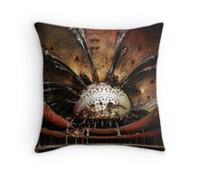 ...In That Quiet Earth Throw Pillow