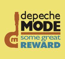 Depeche Mode : Some Great Reward - Title Kids Clothes