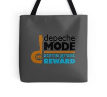 Depeche Mode : Some Great Reward - Title Tote Bag