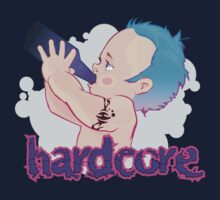 Hardcore by heriart