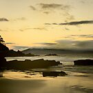 Golden Beach Tasmania by Melinda Kerr