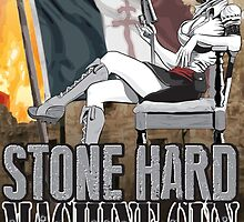 Stone Hard Partisan by Robert Cross