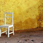 Chair - Ile de Gorre, Senegal by 945ontwerp