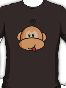 Young rebel monkey T-Shirt