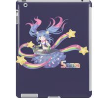 Arcade Sona League of Legends iPad Case/Skin