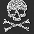 Pill Skull and Cross Bones by theimagezone