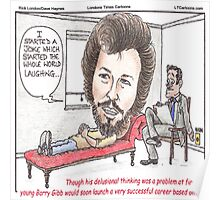 Bee Gee In Therapy  Poster