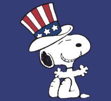 USA Snoopy by gaberje