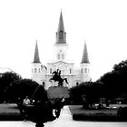 Jackson Square by Michael Reimann