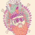 All American Action Bronson  by Cameron Miller