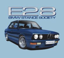 BMW E28 M Blue - 2 by BSsociety