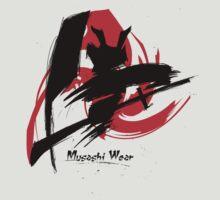 Musashi Wear 5 by ojharper