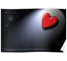 THE WARMTH OF MY HEART Poster
