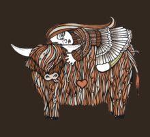 Hayleys Heeland Coo T-Shirt