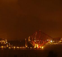 The Forth Bridges by Steven McEwan