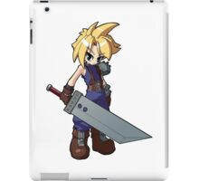 Final Fantasy VII - Cloud Strife iPad Case/Skin