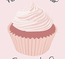 Nobody Hates Cupcakes [PINK] by Styl0