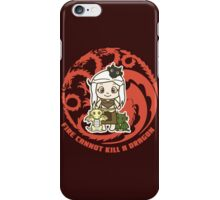 Danny and the dragons iPhone Case/Skin