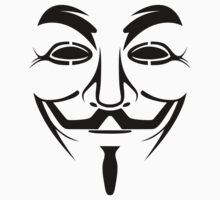 Guy Fawkes by G-Design