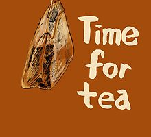Time for Tea by Ken Coleman