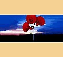 Depeche Mode : Music For The Masses Paint 2 by Luc Lambert