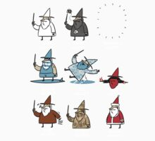 Know Your Wizards ! Kids Clothes