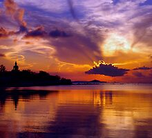 Koh Samui Sunset by MarkStanden