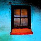 Blue Window by Kerryn Rogers