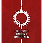 Unbowed - Unbent - Unbroken by Daniel Cross