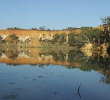 Lindsay Cliffs, New South Wales by binjy
