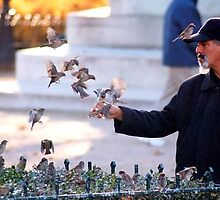 The Birdman of Paris by Patito49