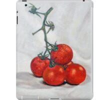 Tomatoes 3 iPad Case/Skin