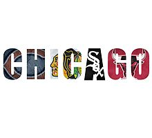 Chicago Sports by jngdesign