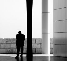'My Understanding' - Getty Centre - USA 2008 by Michael Kienhuis