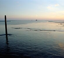 the Waddensea, the Netherlands by 945ontwerp