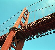 Golden Gate Bridge by 945ontwerp