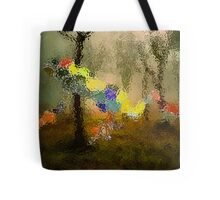 Leaping frog Tote Bag