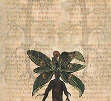Medieval Mandrake Man by pyktispix