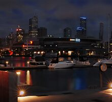 Docklands by the Quay @ Sundown by whoalse