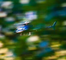 Helicopter by Derek Lowe